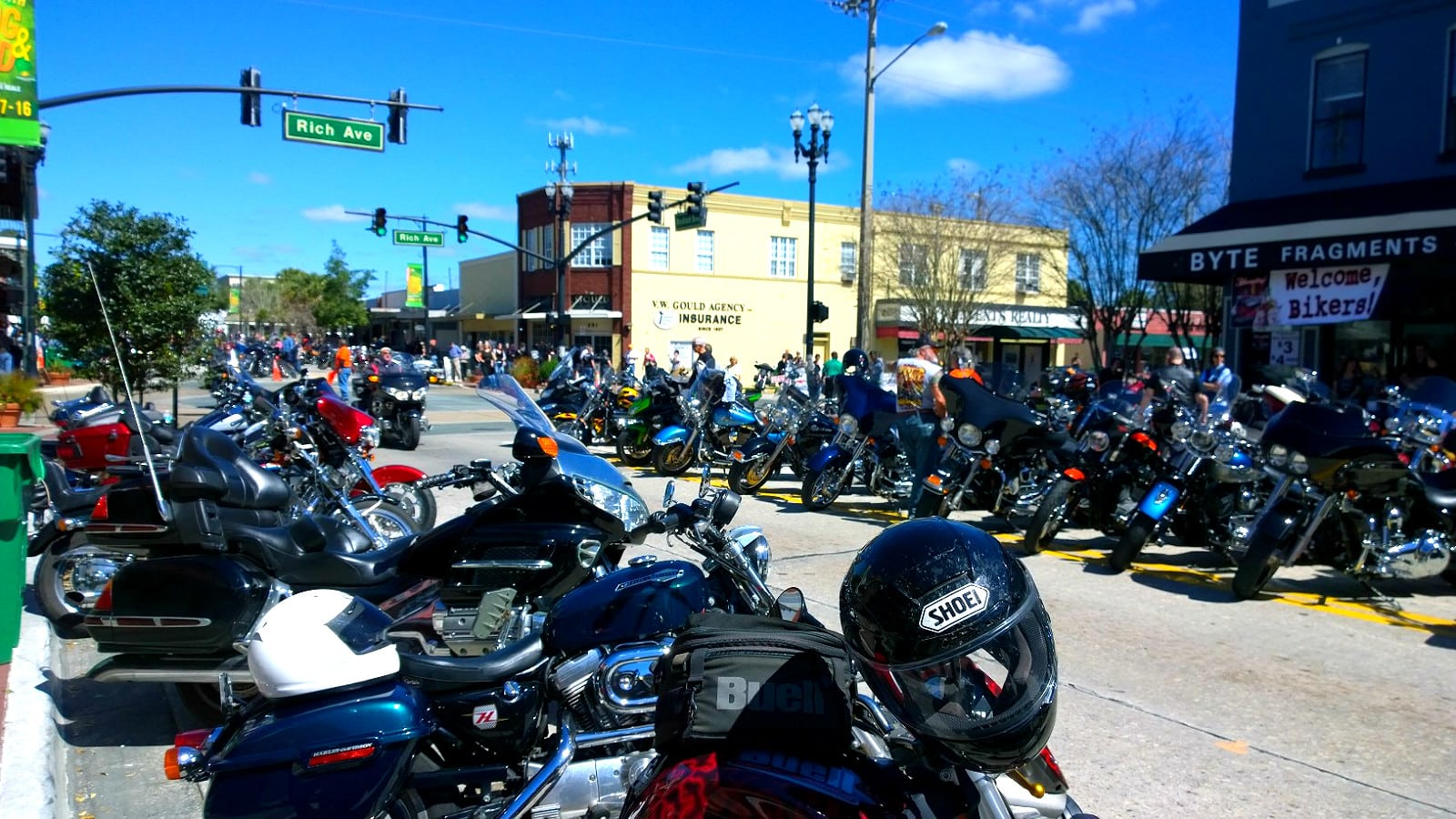 bike, insurance, florida, bike week, gould