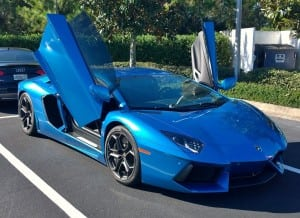 exotic supercar insurance