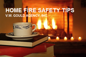 HOME FIRE SAFETY TIPS HOME INSURANCE