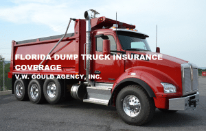 Florida, Dump, Truck, Insurance, Commercial