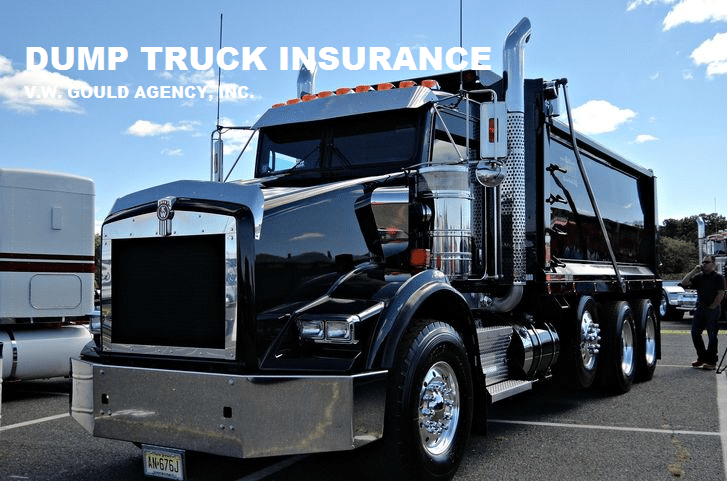 DUMP TRUCK INS COVERAGE